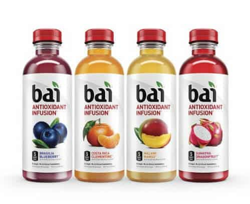 Bai Rainforest Variety Pack Antioxidant Infused Beverage