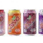 Zevia Zero Calorie Soda, Fruity Variety Pack, Naturally Sweetened